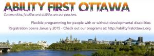 Ability First Ottawa logo
