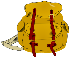 Image of a backpack.