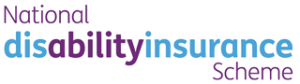 The Australian National Disability Insurance Scheme logo