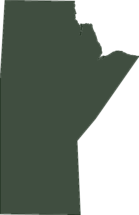 Outline of Manitoba