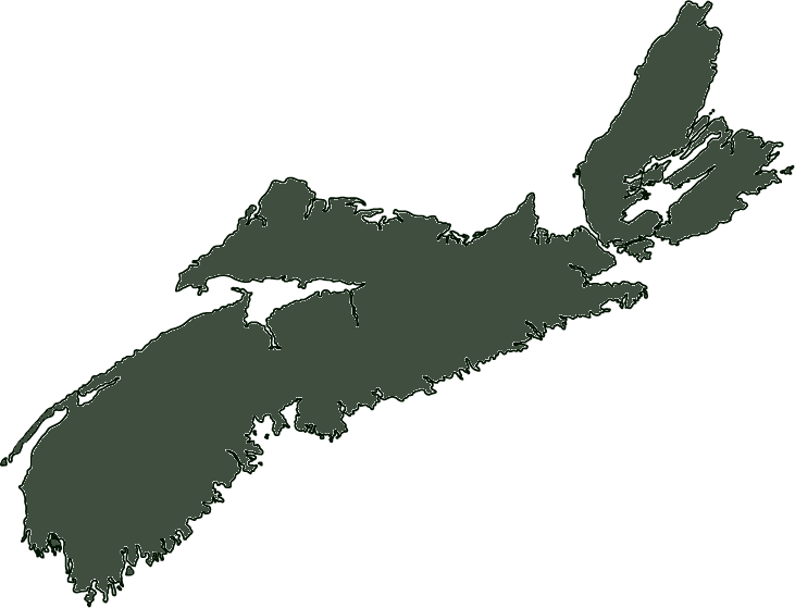 Outline of Nova Scotia