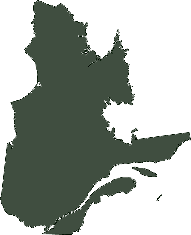 Outline of Quebec