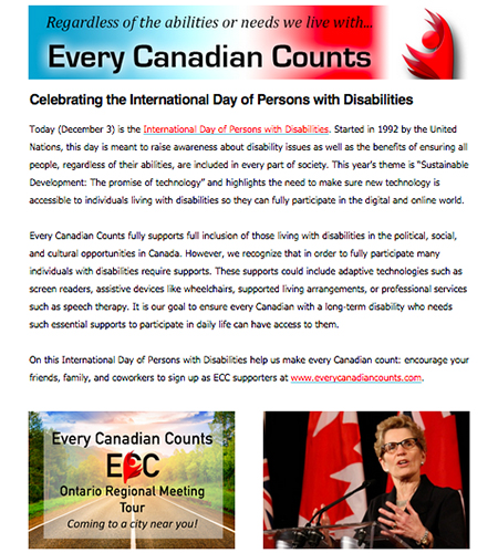 Winter 2014 ECC newsletter
